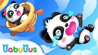 Download Baby Panda Flies to Zero Castle | Math Kingdom Adventure | BabyBus Cartoon Video