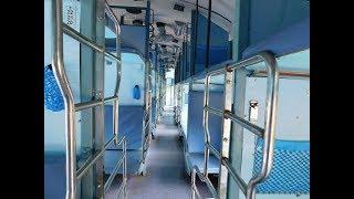 Download Inside 2018 Made Brand New ICF (SL) Sleeper Coach : Indian Railways Video