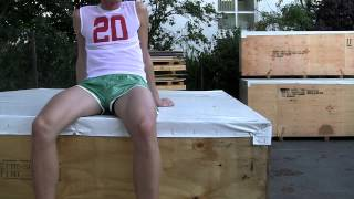 Download Shiny shorts from starray Glanzshorts Video