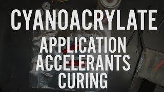 Download Technique: Super Glue application, accelerants, and curing Video