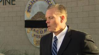 Download Pierce County prosecutor on Tacoma officer shooting Video