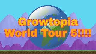 Download LIVE STREAM Growtopia World Tour 5 Video