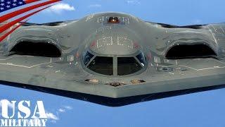 Download B-2スピリット ステルス爆撃機・アメリカ空軍 - B-2 Spirit Stealth Bomber Video