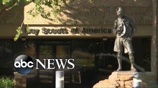 Download Boy Scouts to begin admitting girls Video