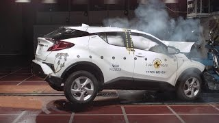 Download 2017 Toyota C-HR - Crash Test Video