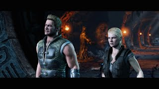 Download Mortal Kombat X: Official Cage Family Trailer Video