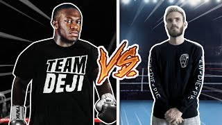 Download CHALLENGING PEWDIEPIE TO A BOXING MATCH Video
