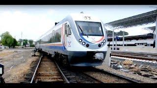 Download YHT Konya-Karaman Bağlantısını Sağlayacak Olan DMU (DM15010) Video