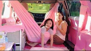 Download 24 Hours Challenge my Dad's Car Video