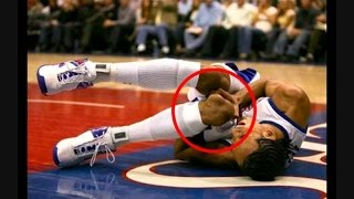 Download 10 Most Gruesome Injuries in NBA History Video