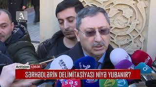 Download SƏRHƏDLƏRİN DELİMİTASİYASI NİYƏ YUBANIR Video