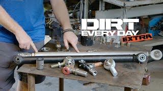 Download Heims, Johnnys, and Bushings: Different Types of Suspension Joints - Dirt Every Day Extra Video