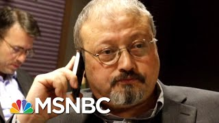 Download Pompeo: Saudis Should Finish Jamal Khashoggi Investigation Before We Act | Velshi & Ruhle | MSNBC Video