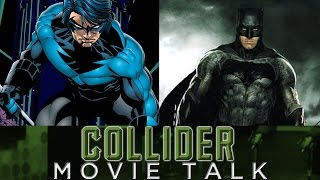 Download The Batman Director Announced, Nightwing Movie Coming - Collider Movie Talk Video