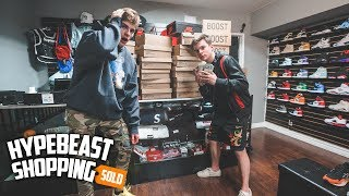 Download 15 Year Old Millionaire Spends $14,000 Dollars Hypebeast Shopping! Video