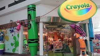 Download The Crayola Experience In The Florida Mall   World's Largest Crayon, Making Crayon Art & More! Video