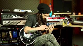 Download Diezel VH4, PRS, Two Notes Torpedo Live, Metal Guitar Playthrough Video