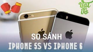 Download [Review dạo] So sánh hiệu năng iPhone 5s và iPhone 6 - nên mua sản phẩm nào? Video