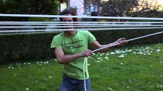 Download How to use the Slacktivity Longline pulley-system Video