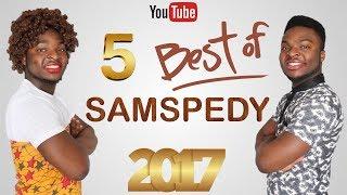 Download BEST FIVE(5) VIDEOS OF SAMSPEDY 2017 Video