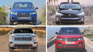 Download TOP 20 Best SUV 2017 Video