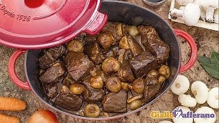 Download Boeuf bourguignon - recipe Video