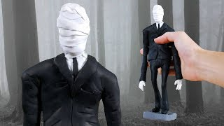 Download Making SLENDERMAN in POLYMER CLAY!💀 Video