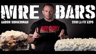 Download Redcon1 MRE Protein Bar | Aaron Singerman Interview (2018 LA Fit Expo) Video