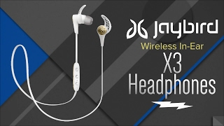 Download Jaybird X3 Overview Video