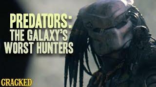 Download Predators: The Galaxy's Worst Hunters Video