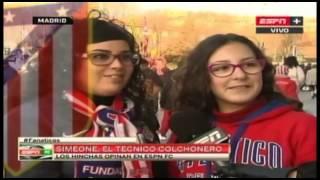 Download ″El Dios Simeone″ para los hinchas del Atlético Video