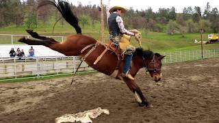 Download Epic Bronc Riding Practice - 3-24-19 | Veater Ranch Video