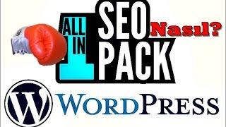 Download All In One SEO Pack ile Wordpress Seo Ayarları Video