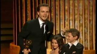 Download Jonathan Jackson Wins an Emmy for Best Supporting Actor!!! 2011 Video