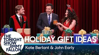 Download Holiday Gift Ideas with Kate Berlant and John Early Video