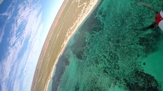 Download R/C Plane Crashes into the Sea. Underwater Scenes. Video