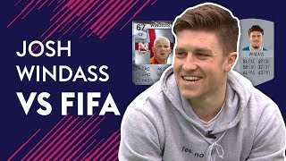 Download Is Josh Windass better than his dad?! | Josh Windass vs FIFA 🔥🔥🔥 Video