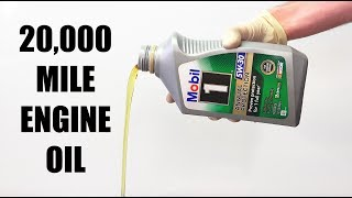 Download Can Engine Oil Last 20,000 Miles? — Mobil 1 Annual Protection Video