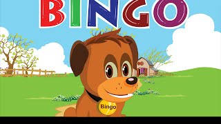 Download Bingo Dog Song - FlickBox Nursery Rhymes With Lyrics | Kids Songs | Cartoon Animation for Children Video