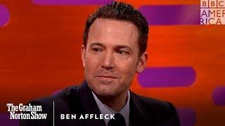 Download Ben Affleck's Son Believes He's Really Batman - The Graham Norton Show Video