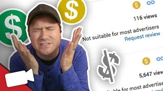 Download Nooo!! YouTube DEMONETIZED!! Your Qs with As Video