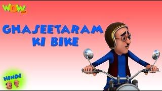 Download Ghaseetaram Ki Bike- Motu Patlu in Hindi WITH ENGLISH, SPANISH & FRENCH SUBTITLES Video