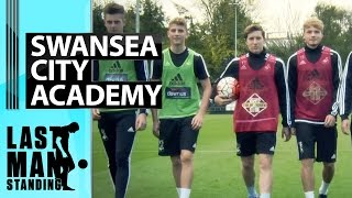 Download Last Man Standing: Wembley Doubles with Swansea City Academy Video