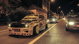 Download Night Drift Illegal Style | BMW E30 | PeasantFilms Video