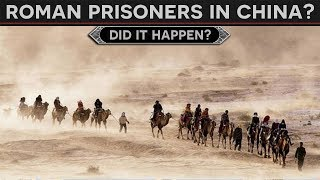 Download Roman POWs in China? - The Fate of Crassus's Lost Legions Video