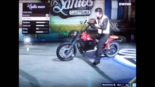 Download GTA V Western Daemon Motorcycle Location (Single Player) Video