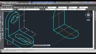 Download Dibujar circunferencias en Axonometría Isométrica en AutoCAD.Isocírculo Video