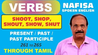Download Spoken English through Tamil. Some verbs with their Tamil meanings ( 63 ) Video