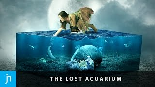 Download The Lost Aquarium - Surreal Photo Manipulation in Photoshop (Speed Art) Video