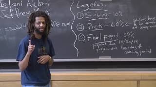 Download Advanced Algorithms (COMPSCI 224), Lecture 1 Video